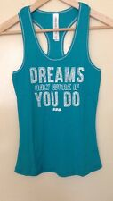 New Lorna Jane  Tank Top Teal  All sizes