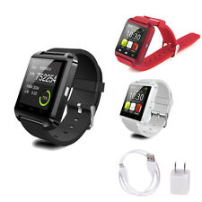 New U8 Bluetooth Smart Wrist Watch Phone Mate For Android Samsung iPhone IOS LG