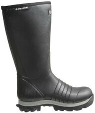 "Skellerup Quatro men's 16"" Rubber muck Boot Insulated Waterproof - Hunting Work"