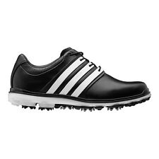 NEW IN BOX 2015 MENS ADIDAS PURE 360 LTD GOLF SHOE BLACK YOU PICK THE SIZE 8-13