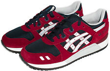 Asics Gel Lyte 3 III Burgundy/Soft Grey H440N.2513 Sz 8 - 13