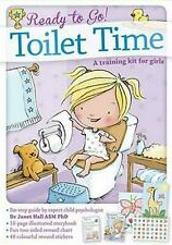 NEW Ready to Go! Toilet Time by Board Books Book Free Shipping