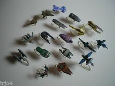 BABYLON 5 - micro machines - ships from the series