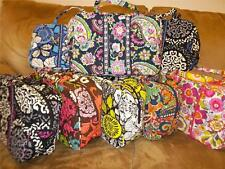 NWT New Vera Bradley Grand Cosmetic Bag Case in 8 patterns~ Fast Shipping