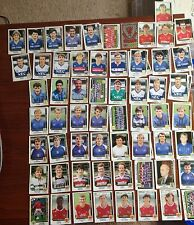 Choose from 60  Panini  football 86 stickers. (3-146) all in very good condition