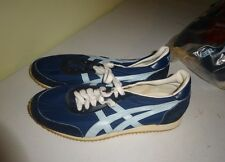 Lady AMBASSADOR VTG Asics tiger Blue navy / powder  1980s