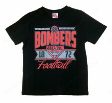Official AFL Essendon Bombers Printed Tee - Youth