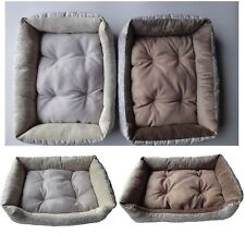 Prince Princess Utra Soft Cozy Soft Padded Pet Bed For Small Medium Dog Puppy