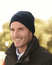 HYP - Chunky 8½ Inch Skully Beanie Wintercomfort- HYP1100 New 4 Colors One Size