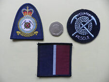 RAF Mountain Rescue team badges, Royal Air Force.  New.