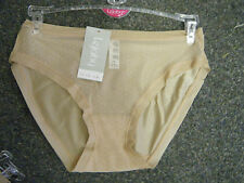 Lejaby City Chic Briefs in Camel