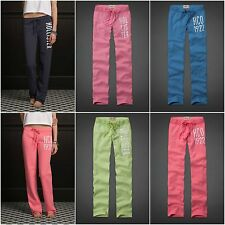HOLLISTER WOMEN'S NEW SKINNY SWEATPANTS SZ: XS,S,M,L +NEW SIZE XXS, Multi-Color