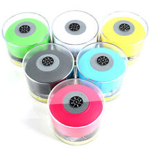 Waterproof Wireless Bluetooth Mini Speaker Hands-free Suction Cup Shower Car Mic