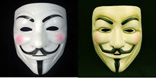 Halloween Cosplay Anonymous Movie Adult Guy Fawkes V For Vendetta Mask
