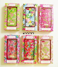 Lilly Pulitzer Cell Phone Case Cover for iPhone 5 Choice of Patterns NIB