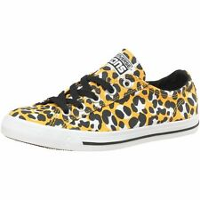 Converse Womens All Star Mimi Ox Leopard Pumps Old Gold/Black SPRING/SUMMER 2014