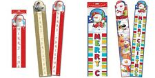 2 Cute Traditional Xmas Holder Santa Robin Design Holds up to 60 Card Display NW