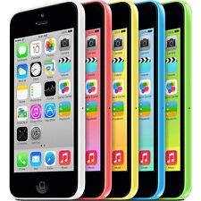 Apple iPhone 5C - 32 GB GSM (Factory Unlocked) - Very Good Condition