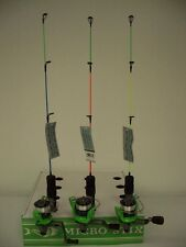 MICRO-STIX ICE FISHING ROD AND REEL COMBO BY LIQUID STIX MODEL MSC1