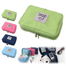 Multifunction Travel Cosmetic Bag Makeup Case Pouch Toiletry Wash Organizer