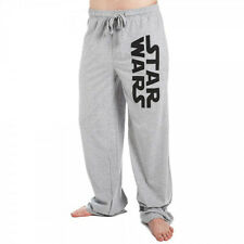 STAR WARS Logo sweatpants sweat lounge pajama pants *NEW movie