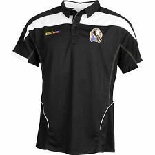 Clearance - Collingwood Magpies AFL Footy Premium Polo T-Shirt - was $54.95
