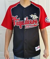 Los Tequileros De Jalisco Mexico League Baseball Player Team Jersey NWT Arrieta