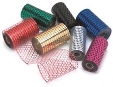 Punchinella Sequin Waste Ribbon 20 meters Educational Supplies Various Colours