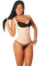 Fajas-Girdles Colombianas Salome 0314 Powernet Vest for Women/Chaleco de Mujer