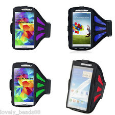 For Samsung Sports Armband Case Galaxy Running Jogging Cover i9300 i9500 i9600