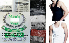 Job Lot Of Good Quality Mens Gym Vest Sleeveless Tee Clearance Wholesale Sale