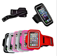 New Neoprene Running Sport Gym Workout Armband Cover Case for Apple iphone 5 !