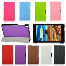 """Ultra Slim PU Leather Hard Case Cover for 8"""" Lenovo Tab S8 S8-50 Tablet"""