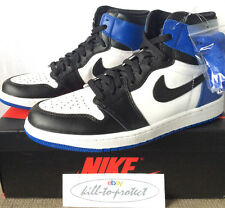 FRAGMENT x NIKE AIR JORDAN 1 Sz UK US 8 9 10 11 12 Bred 716371-040 Royal 2014
