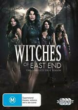 Witches Of East End : Season 1 - DVD Region 4 Brand New Free Shipping