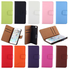 Hot Sale Flip Leather Pouch Stand Wallet Card Hold Hard Guard Case Cover /Gaston