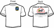 VMFP-3 Eyes of the Corps RF-4B, USMC Squadron T-Shirt