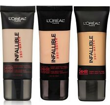 L'OREAL INFALLIBLE PRO-MATTE FOUNDATION ~ Choose Your Shade! ~ DELIGHTFUL BEAUTY