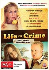 Life Of Crime - DVD Region 4 Brand New Free Shipping