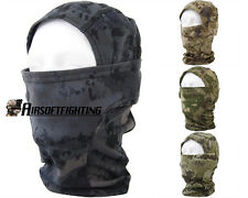 1X Tactical Outdoor Airsoft Ski Quick-drying Hood Balaclava Bicycle Full Face A