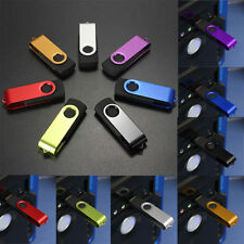 CLE USB 2.0 key 1-32 GO GB Clé Mémoire Flash Drive Pliable Pr Win 7/8 PC Disk