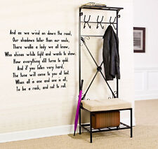 Stairway To Heaven (Led Zeppelin) Lyric wall decal sticker quote