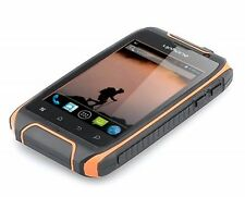 """""""NEW"""" 32GB UNLOCKED RUGGED DOUBLE SIM 2-LINE TOUCHSCREEN ANDROID SMARTPHONE"""