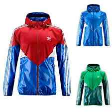 Adidas Colorado Giubbino Uomo Man Jacket Windbreaker Rain Sport Training