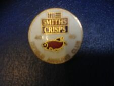 Smiths Crisps Enamel Badge - Isfield Angling Club