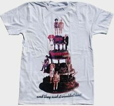 Rocky Horror Picture Show 35th Anniversary Cake T-Shirt - FREE SHIPPING