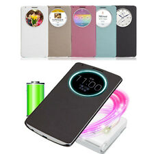 Quick Circle Case Cover With Qi Wireless Charging+NFC For LG G3 D855 D850 Bon