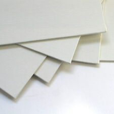 Loxley Artist Canvas Plain Blank Primed Acrylic Oil Colour Painting Boards White