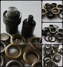 Large Grommet Die Mold for Hand Press Machine Setter Metal Eyelets Tool