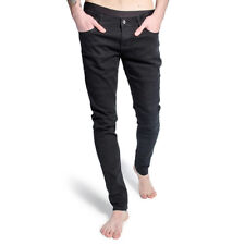 Criminal Damage Jeans Black Skeleton Hands Skinny Stretch Jean Slim Skinnies